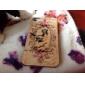 Etui en Similicuir pour iPhone 4/4S (Autres Coloris Disponibles)