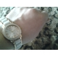 여자의 정연한 상자 합금 악대 석영 아날로그 팔찌 시계 (분류 된 색깔)