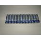1.2V 2500mAh Recarregável NI-MH AA Bateria 12 pcs