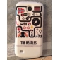 Daily Life Pattern Protective Hard Back Cover Case for Samsung Galaxy S4 Mini I9190