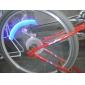 ciclismo levou tampa da válvula de luz roda bico de gás luzes cores sortidas