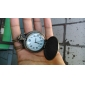Unisex Alloy Analog Quartz Pocket Watch (Bronze)