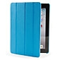 Spider 4 Fold PU Leather Case & Stand for iPad 2/3/4 (Assorted Colors)