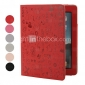 Little Crazy Girl Pattern PU Leather Protective Case for iPad 2/3/4 (Assorted Colors)