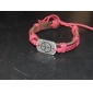 Браслеты Браслеты-цепочки и звенья ID браслеты Кожаные браслеты Кожа Ткань Others Уникальный дизайн Мода Повседневные Новогодние подарки