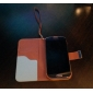 Leather Wallet Case Flip Leather Stand Cover with Card Holder for Samsung Galaxy S4 i9500/i9505