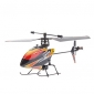 WLtoys V911 2,4 GHz 4 canaux Red & Black Helicopter Remote Control
