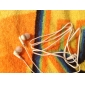 auscultadores de 3.5mm em música estéreo ouvido para iphone 6 / iphone 6 mais (cores sortidas)