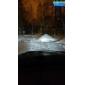 H4 10W 800LM 5500-6500K Cool White Light LED Bulb for Car (12V-24V,2pcs)