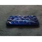 caso difícil triângulo estéreo transparente para o iphone 5/5s