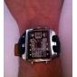 Montre Sportive Multifonction, Double Mouvement, Avec Chronomètre