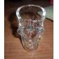 Crystal Design череп 50ml кубок для вина водка виски рюмку