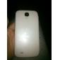 PU Læder Etui med Synlig Skærm til Samsung Galaxy S4 I9500