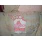Награжден Bowknot Лейси плиссированные платья для собак (XS-XL)