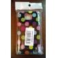 Stilfuld Dots Mønster Blød Taske til Samsung Galaxy S2 I9100 (Assorterede farver)