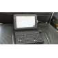 Bluetooth 3.0 QWERTY Keyboard with Case Holder for Samsung Galaxy Tab2 P3100