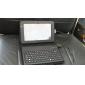 Bluetooth 3.0 QWERTY billentyűzet & tok Samsung Galaxy Tab2 P3100 készülékhez