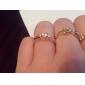 lureme®hearts e setas anel de diamante