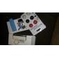 LCD-High-Definition-Film-Folien-Schutzfolie mit Reinigungstuch für ipad 2/3/4