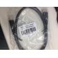 Cabo HDMI de Alta Velocidade 1.4v com Suporte para TV Smart LED HDTV , TV Apple, DVD Blu-Ray (1m)