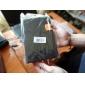 7 Zoll PU Gehäuse mit Karten Tasche und Ständer für Samsung Galaxy Tab Plus P6200