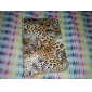 Tiger protection PU Case avec support pour Samsung Galaxy P3100/P6200 Tab2