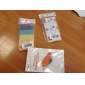 Colorful Pattern Soft Case for Huawei Ascend P6