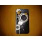 Retro Design Camera Pattern Hard Case for Samsung Galaxy Ace S5830