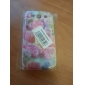 Matte Style Sweety Pattern Durable Hard Case for Samsung Galaxy S3 I9300