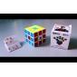 Weilong Moyu 3x3x3 매직 IQ 큐브 완전한 장비 (블랙)