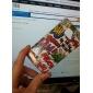 módní ochranné pouzdro pro Samsung i9100 (písmena)