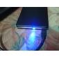 "USB 2.0 2.5"" SATA External Hard Drive Enclosure (Black)"
