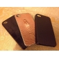 Gavial Grain Embossed Design Hard Case for iPhone 4/4S (Assorted Colors)