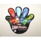 Luz Láser LED Colorida (Pack de 4)