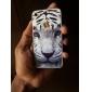 Mode Motif spécial couleur brillante Film protecteur bâton par vous-même Retour Housse pour iPhone4/4S