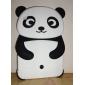 3d stile panda del gel di silice caso morbido materiale per ipad mini 3, Mini iPad 2, ipad mini