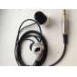 Ecouteurs Intra-Auriculaires Style Horreur - Blanc