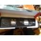 Car Rearview Camera (Nightvision, Waterproof, EU License Plate)