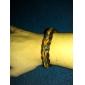 Европейский стиль многоцветный Кожаный браслет
