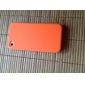 Candy Color Silica Gel Half-full Protective Case for iPhone 4/4S(Assorted Colors)