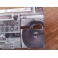 Retro Style Radio Pattern Hard Case for Sony Xperia S LT26i