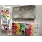 Butterfly Pattern Hard Case for iPhone 4/4S (eri värejä)