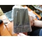 Estuche en PU de 18cm Con Bolsillo de Tarjetas y Soporte Para el Galaxy Tab Plus P6200