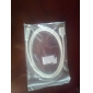 USB 3.0 A to MINI 10P White Cable for Printer, Data Sharing (1 m)