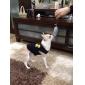 Dog Shirt / T-Shirt Tuxedo Black Dog Clothes Winter Spring/Fall Plaid/Check Wedding New Year's