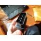 USB VAG-COM VCDS 11.11.3 OBD2 auto diagnostica cavo per Volkswagen, Seat, Skoda, Audi (138 centimetri)