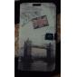 삼성 갤럭시 Note2 N7100에 서서 카드 슬롯을 갖춘 우아한 런던 디자인 가죽 케이스