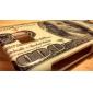 US Valuta Pattern Hard Case för Moto RAZR I XT890
