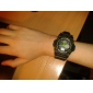 Men's Analog-Digital Multi-Function Rubber Band Sport Wrist Watch (Assorted Colors)