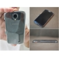 Transparent PC Hard Case for Samsung Galaxy S4 I9500